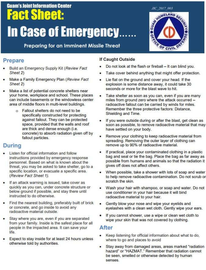 Guam.Fact Sheet
